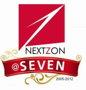 nextzon-7th-logo